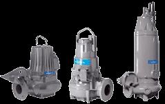 Pompes submersibles FLYGT - Série 30