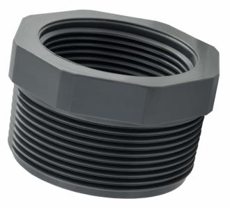 Réduction courte PVC  pression