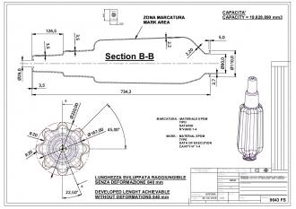 Vessie de rechange pour réservoir de 100-150L - 9643FS #2