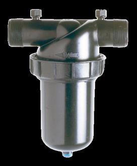 Filtres à lamelles 1'' 1/2 court - 8m³/h maxi