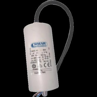Condensateur permanent 20 µF à câble #1