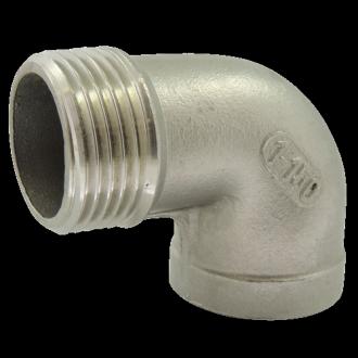 Coude Inox 316 - MF 90° #1
