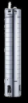 Hydrauliques de pompes de forage GRUNDFOS série SP14
