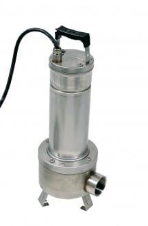 Pompes de relevage JETLY- DAB série FEKA VS avec corps et roue en acier INOX #2