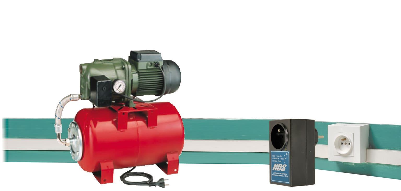 relais manque d 39 eau jetly type hds pour pompes de surface en vente sur technipompe. Black Bedroom Furniture Sets. Home Design Ideas
