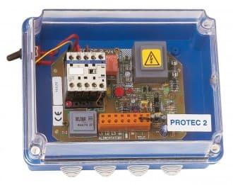 PROTEC 2 - Protection manque d'eau à redémarrage manuel