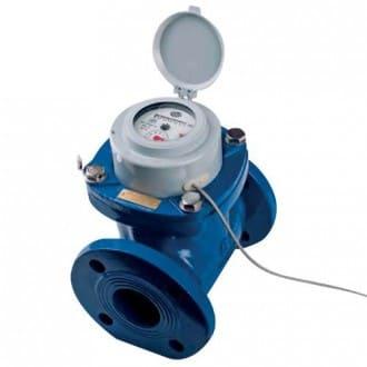Tête éméttrice à impulsions 2306 (10 Litres) pour compteurs d'eau type Woltmann #2